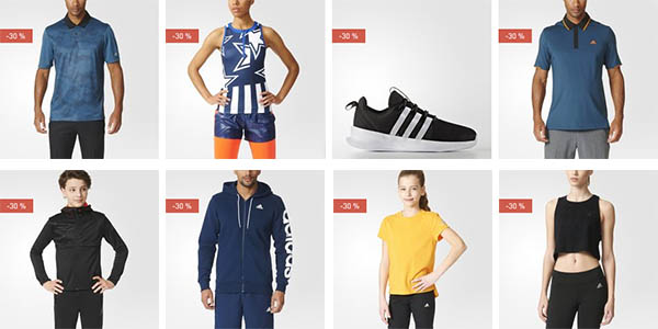 Ropa, zapatillas y accesorios Adidas rebajados