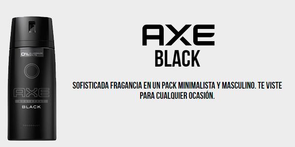 pack 2 unidades axe black desodorante amazon-