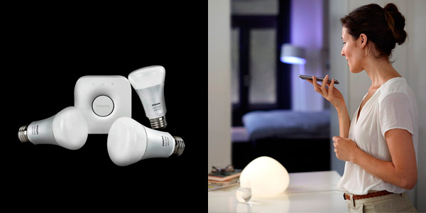 philips hue white and color kit 3 bombillas