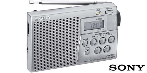 Radio portátil Sony ICF-M260 FM / AM