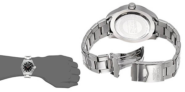 reloj pulsera invicta calidad precio brutal