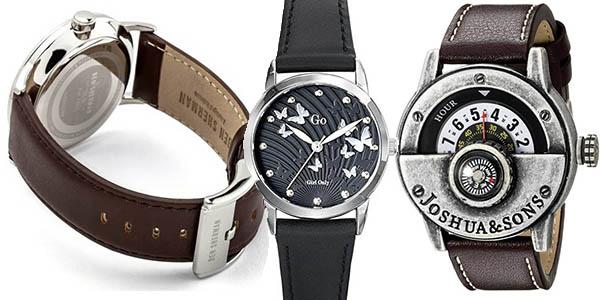 seleccion relojes primeras marcas rebajados