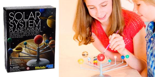 Kit sistema solar para aprendizaje