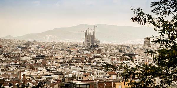 escapada barcelona primavera 2017 desde Baleares