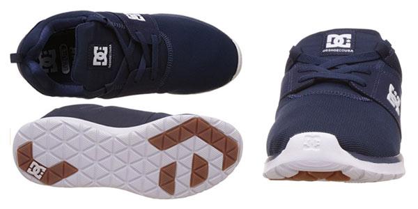 Zapatillas DC Shoes Heathrow para hombre al mejor precio