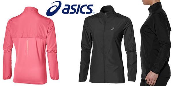 asics running chaqueta mujer barata