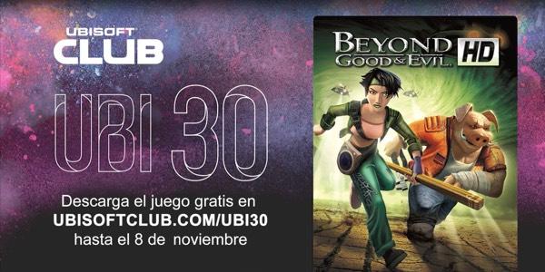 Beyond Good & Evil descargar gratis para PC Ubisoft