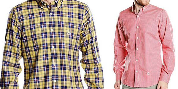 camisas el ganso hombre estampados