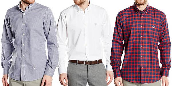 camisas El ganso hombre modelos variados precio brutal