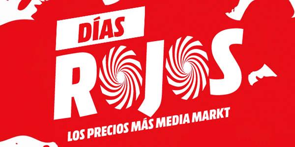 Ofertas catálogo Dias Rojos Media Markt