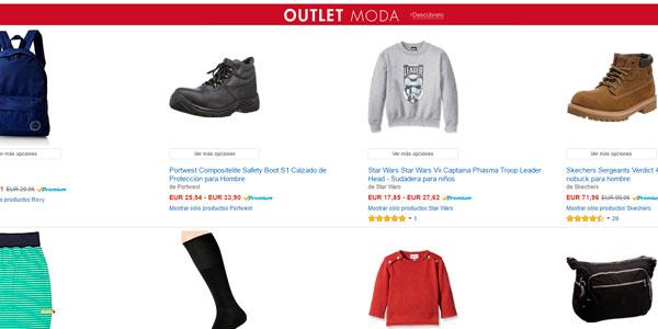 Comprar ropa barata de anteriores temporadas en Amazon España