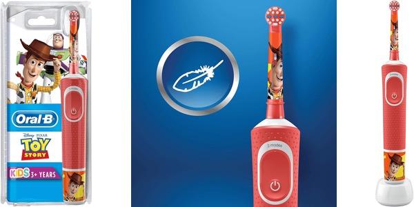 Cepillo de dientes eléctrico infantil Oral-B Kids barato
