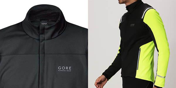 Gore Running Wear Mythos 2.0 Windstopper Soft Shell barata
