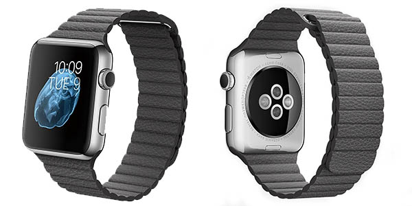 Correa Simpeak cuerro magnético Apple Watch