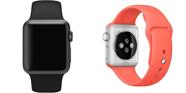 Apple Watch Venter Soft Silicone