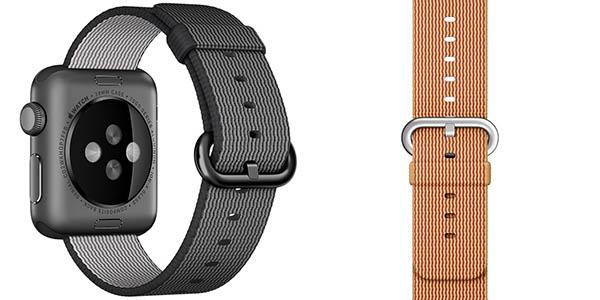 Apple Watch Venter Woven Nylon
