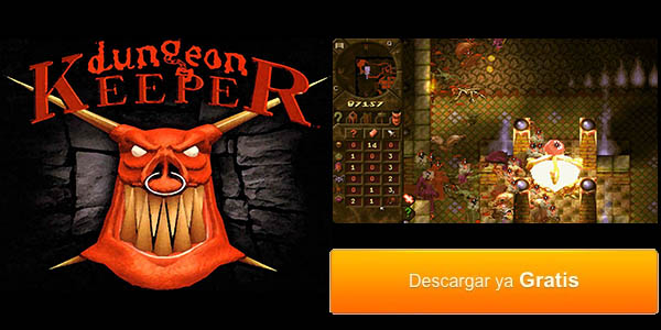 Dungeon Keeper Gratis