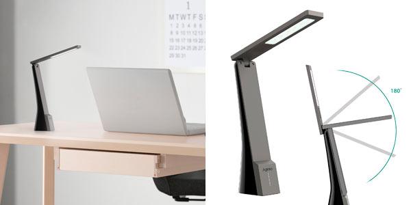 Lámpara LED portátil y recargable inalámbrica con diferentes modos de luz a buen precio