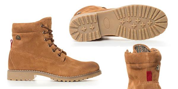 mustang Liona serraje botas comodas precio brutal