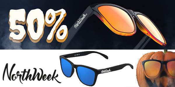 northweek 50% descuento gafas sol octubre 2016