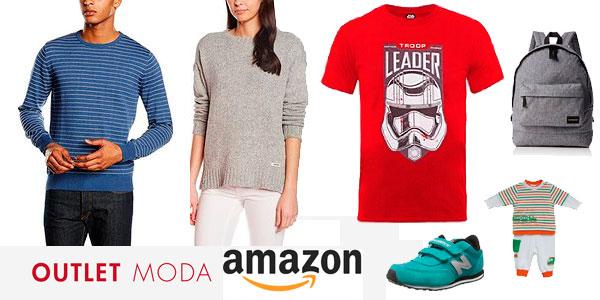 Ropa, calzado y accesorios de Outlet Moda de Amazon