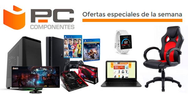 ofertas especiales de la semana octubre 2016 Pc Componentes