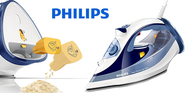 philips azur performer plus gc451120 plancha barata