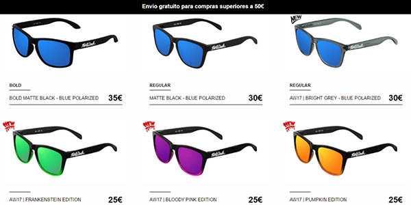 promocion northweek mitad precio catalogo gafas sol
