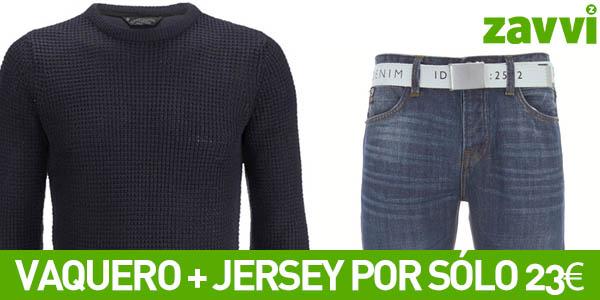 Vaquero + Jersey barato en Zavvi