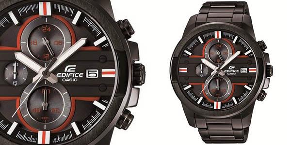 Reloj Casio Edifice EFR-543BK-1A4VUEF
