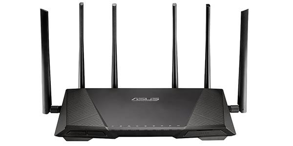 Router WiFi ASUS RT-AC3200 Tri-banda AC3200