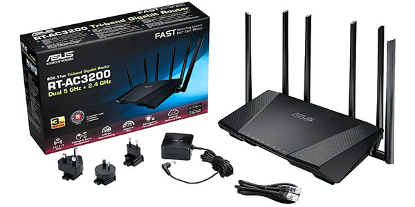 Router ASUS RT-AC3200 barato