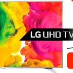 Smart TV LG 43UH650V UHD 4K