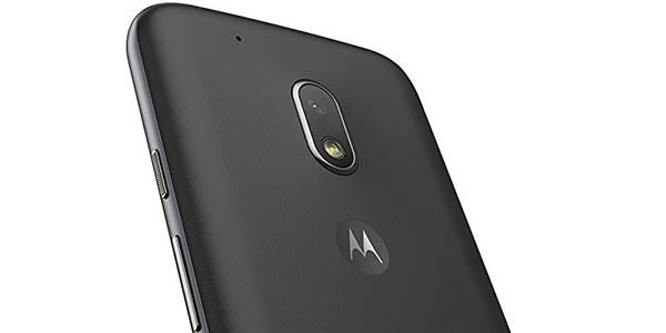 Moto G4 Play en color negro