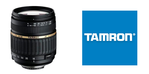 Objetivo Tamron para Nikon ultrazoom AF 18-200mm f3,5-6,3 Di II XR barato
