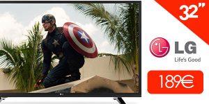 Televisor LED LG 32LH500D