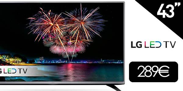 Televisor LED LG 43LH541V