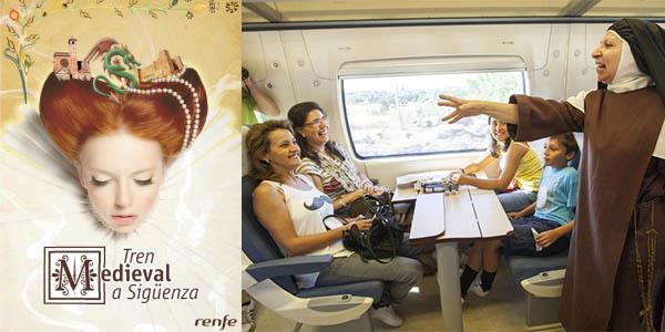 tren medieval Sigüenza 2016