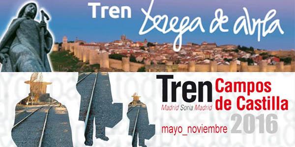 tren Teresa Ávila Renfe