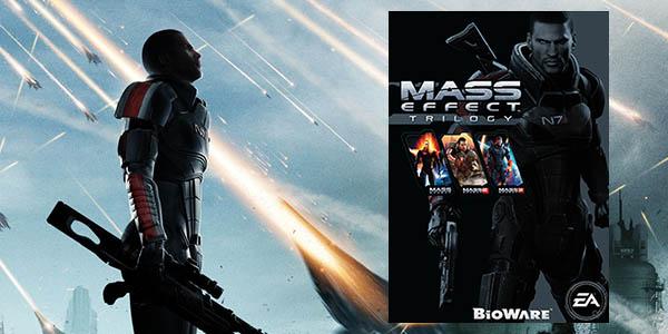 Trilogía Mass Effect