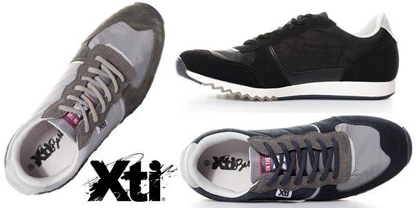xti tanoko zapatillas casual baratas