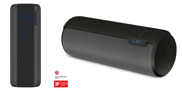 Altavoz portátil Bluetooth impermeable UE BOOM 2 a buen precio en Amazon