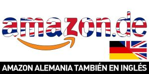 Amazon Alemania disponibles en inglés