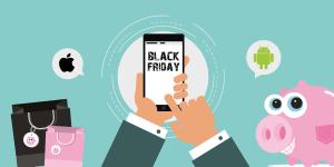 Sigue todas las ofertas del Black Friday desde tu móvil