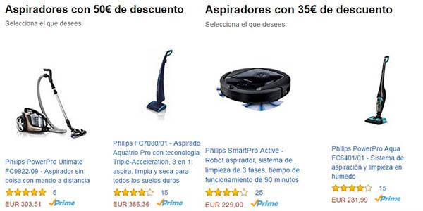 aspiradores robots inteligentes philips ofertas