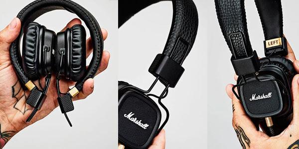 Auriculares Marshall Major II plegables a buen precio