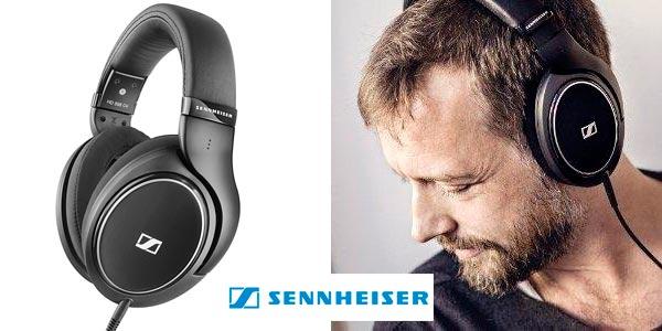 Auriculares Sennheiser HD 598 Cs con cancelación de ruido rebajados en Black Friday de Amazon