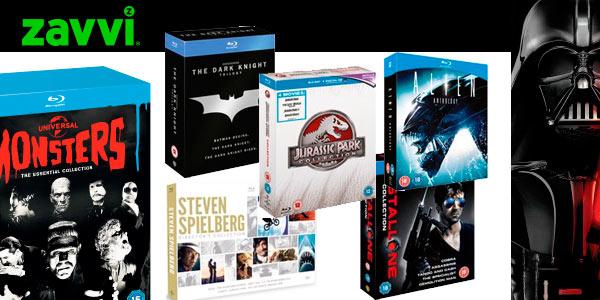 Packs de películas en Boxset en Zaavi Colecciones completas