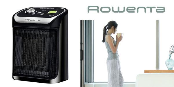 Calefactor cerámico Rowenta SO9065 de 1800w con poco consumo eléctrico