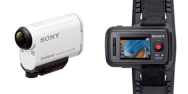 Sony Action Cam HDR-AS200VR barata